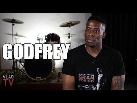 Godfrey on Johnny Cochran Getting OJ Off, Refusing to Represent R Kelly Part 7