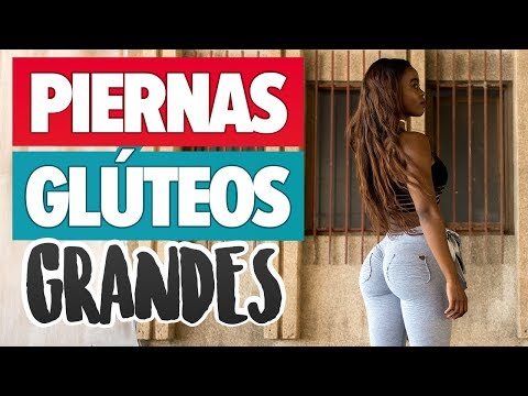 GLÚTEOS Y PIERNAS PERFECTAS 4 superseries | Superset for Rounder Buttocks