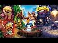 Crash Bandicoot N. Sane Trilogy - Crash Bandicoot 3 Warped The Egypt 6 -10 Completed