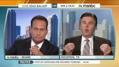 Dan Patrick Discusses Border Security with Jos Daz-Balart