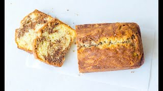 Coffee Marble Cake Recipe | 咖啡大理石蛋糕 (食譜)