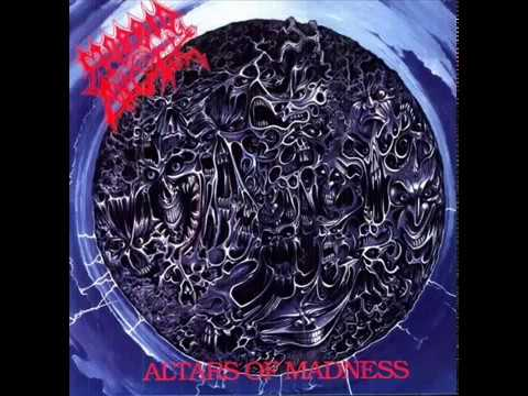 MORBID ANGEL   Altars of Madness 1989 Full Album