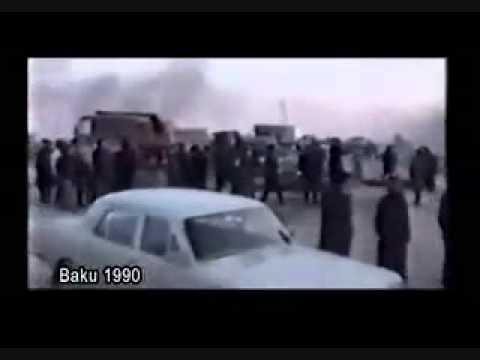 True Story Behind Baku and Azerbaijan -- Baku & Sumgait Armenian Genocide and Cleansing