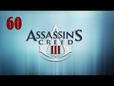 Let's Platinum Assassin's Creed 3 part 60 - Eye Witness; Head in the Cloud; All Washed Up