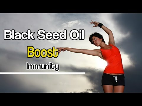 Black Seed Oil Boost Immunity - Arthritis Prevention - Reduction Of Asthma Attack - Allergy.