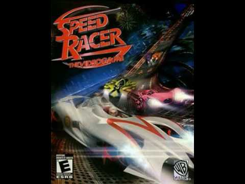 [UPDATED] Speed Racer PS2/Wii/NDS OST - Title Screen