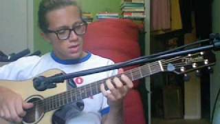 """""""Soldier On"""" - The Temper Trap Acoustic Cover"""