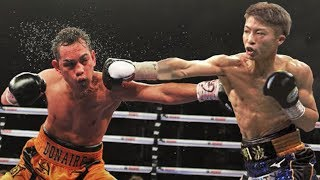 Nonito Donaire vs Naoya Inoue   Fight Gauge For Nov. 7 Bout In Japan