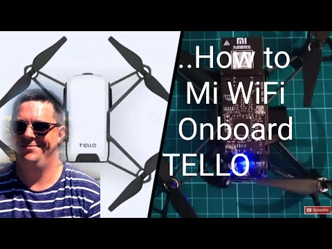 How to increase the flight range of Tello up to 462m