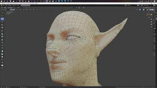 Olá eu sou o Szpace  e esse video é o truques e processo de modelagem classica no caso no blender