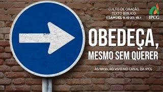 CULTO DE ORAÇÃO 02.02.2021