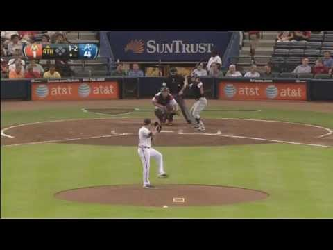 Kris Medlen Highlights 2012