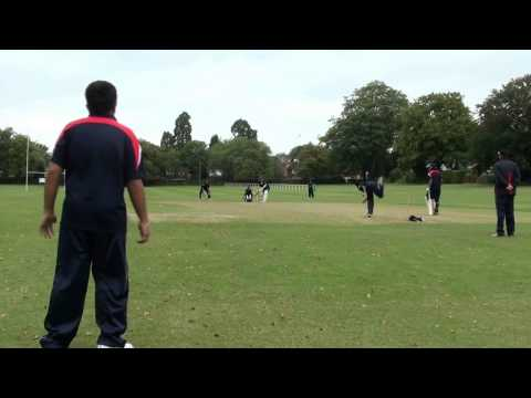 Cricket Tour to England 2011 - Practice Match