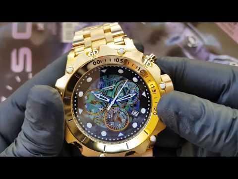5672bef6c51 Altarelojoaria Apresenta Relógio Invicta Venom Reserve 26688 SUÍÇO Caliber   Z60 FE