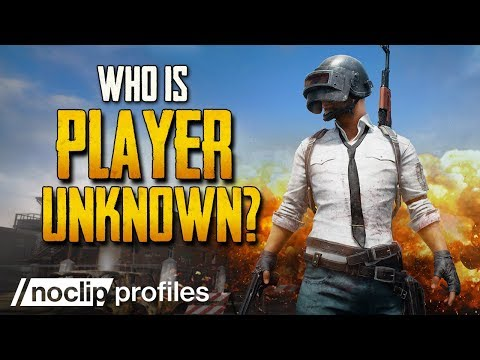 Who is PLAYERUNKNOWN? – Noclip Profiles