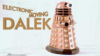 Doctor Who | Electronic Moving Dalek Toys