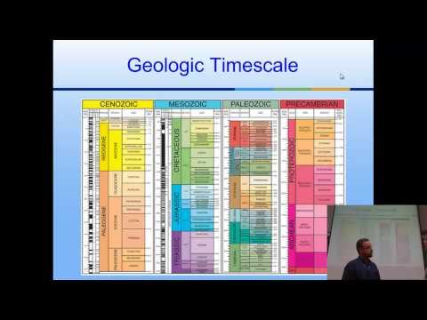 Geologic time: the geologic timescale