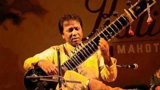 Shahid parvez Raga Bageshri  Gat in Teentaal