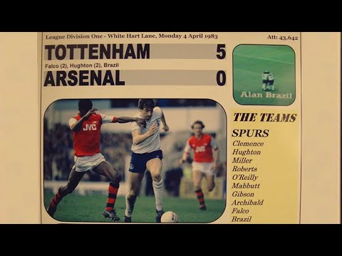 North London Derby: Top 5 clashes between Arsenal and Spurs