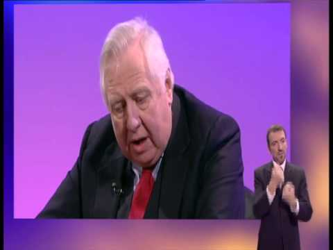 Steve Richards talks to Tony Benn, David Owen and Roy Hattersley - 4th March 2007 (1/2)
