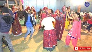 Shekhawati Wedding Performance | Rajasthani Marriage Dance Video 2018 | Shekhawati Studio