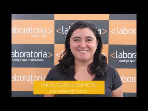Graduación 4° generación Santiago de Chile