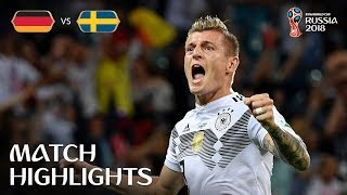 Germany v Sweden - 2018 FIFA World Cup Russia™ - Match 27 by : FIFATV