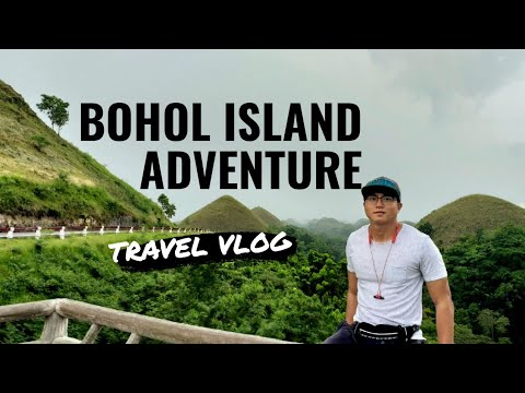 Bohol Island Adventure | Travel Vlog