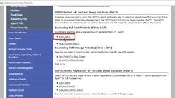 How to Search Patent Online