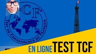 Pour Algériens test TCF en ligne sur TV5MONDE