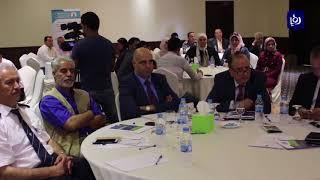 افتتاح المؤتمر الإقليمي حول لوجستيات النقل البحري في العقبة - (19-9-2017)