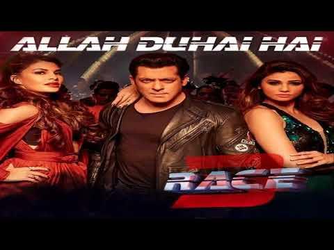 Allah Duhaai Hain- LYRICS| Race3| Amit Mishra | Jonita Gandhi | Sriram Chandra | Raja Kumari |