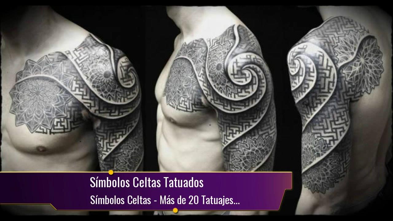 Símbolos Celtas Más De 20 Tatuajes Celtas Con Su Significado Youtube