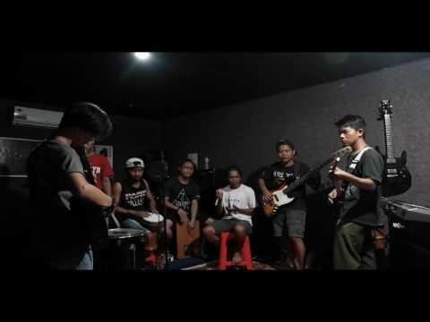TanaHulu Side Project (sebulu) - Aku menyanyi ( lagu kutai) Sape cover