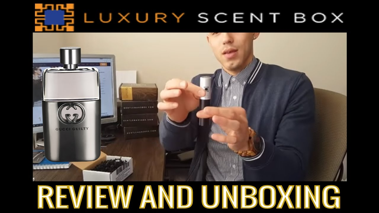 Download Luxury Scent Box - Review Monthly Subscription Unboxing