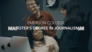 Master's in Journalism - Motion Design