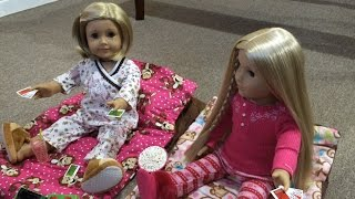 Home Alone = American Girl Slumber Party - Doll Break Ep. 151