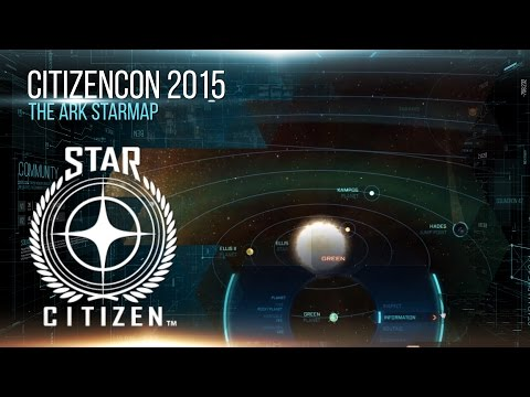Star Citizen - Star Map
