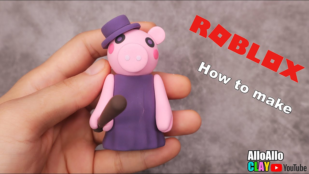 Roblox Character/Making┃Clay Tutorial┃Game