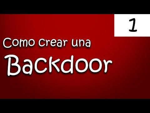 COMO CREAR UNA BACKDOOR | HACKING CON PYTHON | CAP 1 | PARTE 1