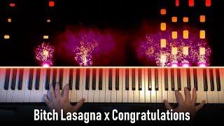Baixar Bitch Lasagna + Congratulations = BEST PIANO MASHUP!