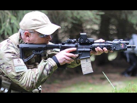 Airsoft Sniper L96, DRAGUNOV SVD, ICS PAR3 Scotland