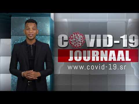Het COVID 19 Journaal Aflevering 68 16 Oktober