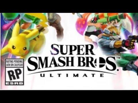 Wii u super smash bros I beat all battles [ no clickbait]