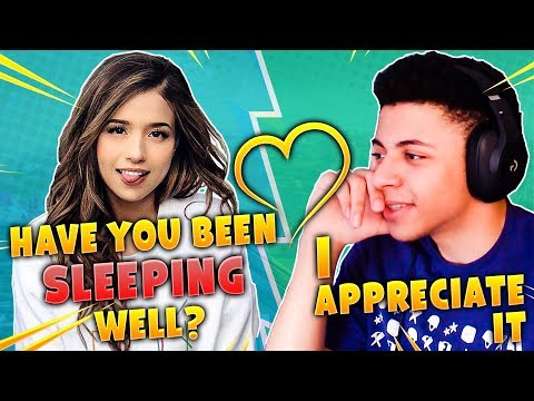 smotret video pokimane cares about myth cutest duo fortnite battle royale highlights moments onlajn skachat na mobilnyj - fortnite battle royale myth