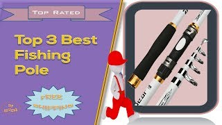 Top 3 Best Fishing Pole Reviews | Fishing Rod