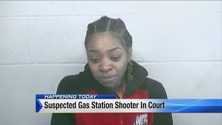 Woman Charged In Detroit Gas Station Shooting