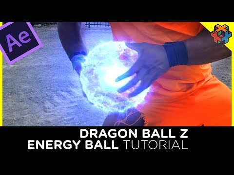 DBZ Energy Ball Tutorial -  Feat RackaRacka