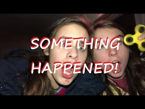 SOMETHING HAPPENED!
