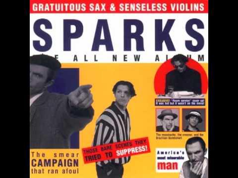 sparks senseless violins